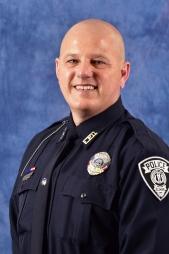 Officer Ron Perkins - Unit 208 - 2002