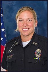 Officer Margaret Rau Ernst - Elsmere Police Department